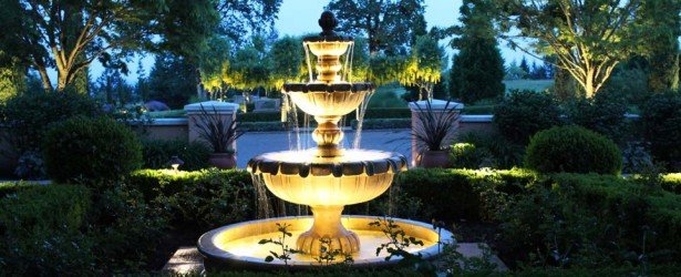 How to choose an outdoor lighting company oregon outdoor for Jardinage decoration jardin